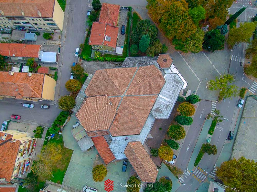 Ispezioni Chiesa San Pio X -  Marghera Venezia